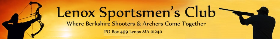 """Where Berkshire Sportsmen Come Together"""